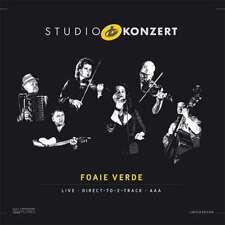 FOAIE VERDE - Studio Konzert (180g)    LP