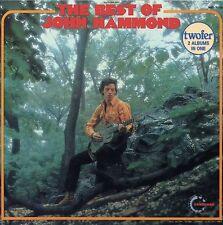 John Hammond, Jr., John Hammond Jr., John Hammond - Best of [New CD]