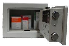 Betäubungsmitteltresor Wertschutzschrank BTM Tresor , Klasse 1 I , 200x260x180mm