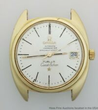 Vintage Omega Constellation Cal 564 168.017 Automatic Chronometer Turler Dial