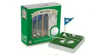 Mini Golf Game. Classic sports at your fingertips, stocking filler, Age 14+