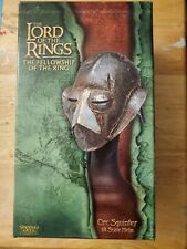 LOTR Lord Of The Rings Orc Squinter Sideshow COLLECTIBLES Weta 1/4 Helm STATUE