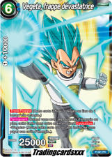 ♦Dragon Ball Super♦ Vegeta, frappe dévastatrice : P-001 PR -VF-