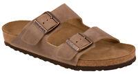 Birkenstock Unisex Arizona Tobacco Bro Sandals 42 Narrow Fit US Size W 11 & M 9