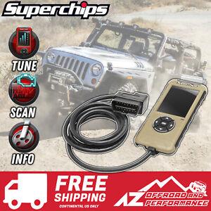 Superchips Flashcal F5 Programmer 3571 for 2007-2018 Jeep Wrangler JK JKU