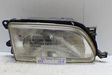 1995-1996 Toyota Tercel Right Pass Genuine OEM Head light 05 6B2