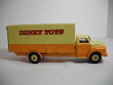 RARE DINKY SUPERTOYS #930-G BEDFORD PALLET JEKTA VAN ORIGINAL W/TOUCH-UPS, XLNT!