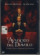 Warner Home Video DVD Avvocato del Diavolo (l')