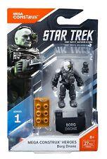 New Mega Construx Star Trek Borg Drone Mini Figure
