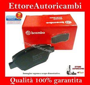 PASTIGLIE BREMBO ANTERIORI ALFA ROMEO 147