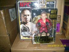 "UFC 83 ROUND 5 GEORGES ""RUSH"" ST PIERRE FIGURE CHAMPIONSHIP BELT EDITION CHASE"