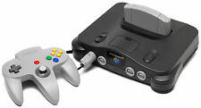 Nintendo 64 Console PAL Preowned *VGWC* + Warranty!!!