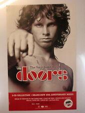 """The Doors Poster for """"The Very Best of the Doors"""" Original !"""