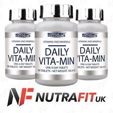 SCITEC NUTRITION DAILY VITA-MIN 90 tabs multi vitamins minerals