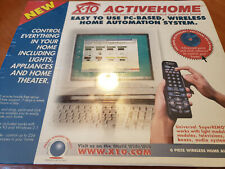 X-10 Activehome wireless home automation kit - New - Sealed