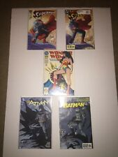 DC Comics Batman 608 2nd Print Cover Swipe Lot NM UNREAD/Raw
