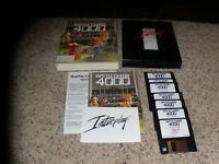 """Battle Chess 4000 IBM Tandy PC 3.5"""" disks Complete in Box"""