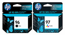 GENUINE NEW HP 96/97 (C8767WN/C9363WN) Ink Cartridge 2-Pack