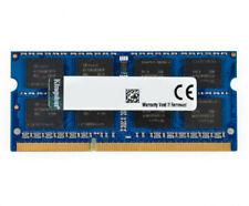 Kingston 8 Гб 2Rx8 PC3-10600 DDR3 1333 МГц 1.5 В SO-DIMM для ноутбука память Ram 1 X 8 ГБ