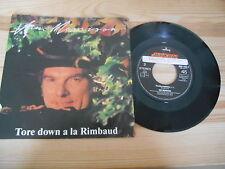 """7"""" Pop Van Morrison - Tore Down A La Rimbaud / Evening Meditation MERCURY"""