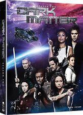 Dark Matter: Season Two (DVD, 2017, 5-Disc Set)