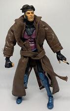 """Gambit 2003 Toy Biz Marvel Legends Series 4 - 6"""" Figure X-Men - Preowned"""