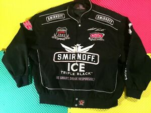 Matt Kenseth 2003 Winston Cup Champ Smirnoff Ice JH Design Jacket Men's Size 3XL