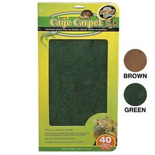 ZOO MED CAGE CARPET 18X36 40GAL