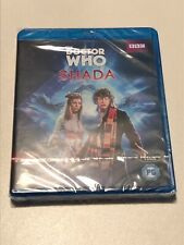 DOCTOR WHO - SHADA- BLU-RAY - NEW AND SEALED