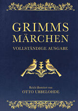 Grimms Märchen - vollständig und illustriert (Cabra-Lederausgabe) Jacob Grimm ..