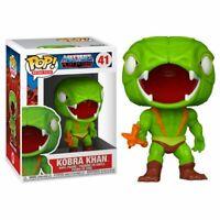 Figura Funko POP Kobra Khan 41 Masters del Universo Retro Toys