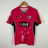 Sydney Sixers Signed Cricket Jersey Mens Size Small KFC Big Bash