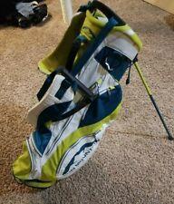 Sun Mountain 3.5 Superlight Stand Golf Bag - Yellow/Dark Green