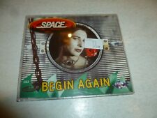 SPACE - Begin Again - 1998 UK 4-track CD single