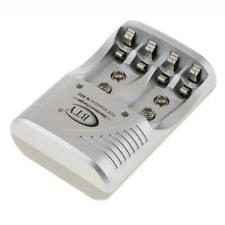 BTY Battery Charger for AA,AAA,9V Ni-MH Ni-CD Rechargeable Multi-Functional