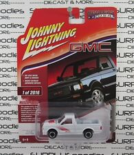 Johnny Lightning 1:64 2018 Hobby Exclusive 1992 Racing Contest 1991 GMC SYCLONE