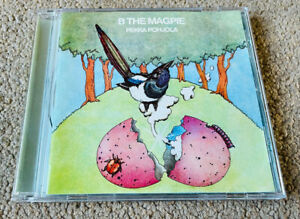 Pekka Pohjola – B The Magpie (2010) RARE MINT Remastered CD ECLEC 2176