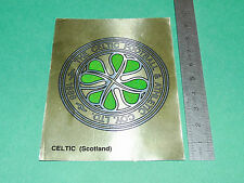 PANINI STICKERS 1982 ? FOOTBALL BADGE ECUSSON CELTIC GLASGOW WAPPEN