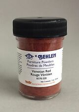 VENETIAN RED Furniture Powder (Dry Refined Pure Pigment Color) 1 oz