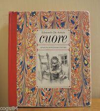 Cuore di E. De Amicis - 1^ ed. Mondadori 1977