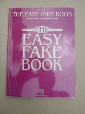Fake Book: THE EASY FAKE BOOK over 100 songs in the key of C ~ Hal Leonard