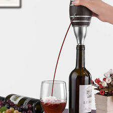 Electric Decanter Essential RED Wine Aerator and Sediment Filter