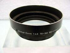 Pentax Super Takumar Metal Hood | 67mm | Fits f4.5 70-150mm 100-270mm | $19 |