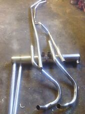 FORD ZODIAC MK3 STAINLESS  EXHAUST ALSO CONSUL/ZEPHYR/SAL/CONVERTIBLE  ASK PRICE