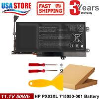 PX03XL 715050-001 Notebook Battery for HP Envy 14 Touchsmart M6 M6-k Sleekbook