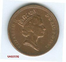 UNITED KINGDOM - GREAT BRITAIN ENGLAND - 1992 ONE PENNY COIN MONEY