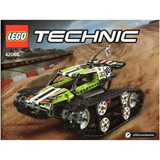 Lego ® Technic RC tracked Racer-receta 42065-nuevo/new