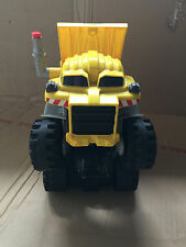 Matchbox Rocky the Robot Interactive Dump Truck