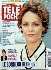 TELE POCHE 2014: VANESSA PARADIS_DAVE_CLEMENTINE CELARIE_STEPHANE DE GROODT