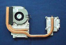 HP Elitebook 8540p 8540w Lüfter + Kühler / Fan + Heatsink 595767-001 595769-001